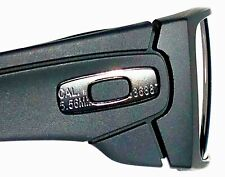 NEW* OAKLEY FUEL CELL Cerakote Black Bullet casing POLARIZED Sunglass 9096-B3