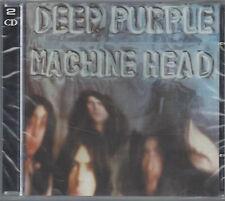 CD--DEEP PURPLE--MACHINE HEAD--2CD--25h ANNIVERSARY EDITION--1997-NEW