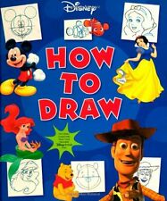 Disney How To Draw (Disney Learning),Disney