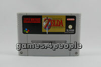 Legend of ZELDA: A Link to the Past - TOP Klassiker für Super Nintendo / SNES