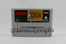 Legend of Zelda:A Link to the Past - Top Classic for Super Nintendo/SNES