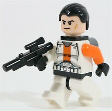 NEW LEGO STAR WARS CLONE COMMANDER CODY MINIFIGURE MADE OF GENUINE LEGO