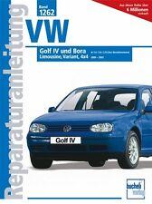 VW GOLF 4 Bora ab 2000 Reparaturanleitung Reparaturbuch Reparatur-Handbuch Buch