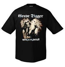 GRAVE DIGGER - Witch Hunter - T-Shirt - Größe Size XL - Ausstellungsstück