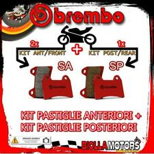 BRPADS-44268 KIT PASTIGLIE FRENO BREMBO BMW R 1150 GS ADVENTURE no abs int 2002-