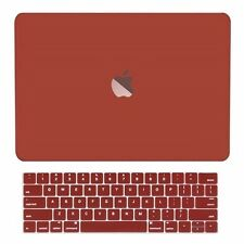 2in1 Wine Red Matte Hard Case+Keyboard Skin for Macbook Pro 13 WITH Touch Bar