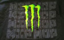 Monster Energy XXXL Hip Hop Black Shirt NWOT
