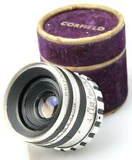 Corfield Lumax 45mm F2.8 Lens for Periflex. Leica L39 Fitting (Adapt to Digital)