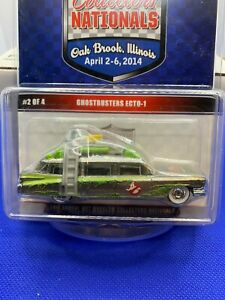 Hot Wheels  Hot Wheels 14th National Conv. Ghostbusters Ecto-1  1667/2600