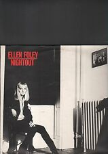 ELLEN FOLEY - nightout LP
