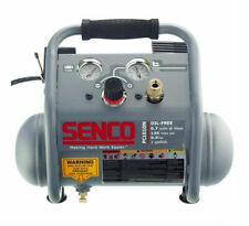 NEW Senco PC1010N 1 Gallon 1/2 hp Finish and Trim Portable Hot Dog Compressor -