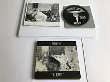 Nirvana ‎– Bleach (CD 2009) 20th Anniversary Edition 25 TRK W BKLT