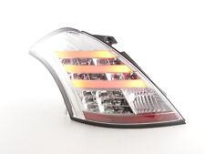 LED Rückleuchten Set passend für Suzuki Swift Sport Bj. 11-13 chrom