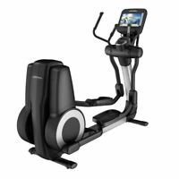 """Life Fitness 95X Engage Crosstrainer / Elliptical W 15"""" LCD Touch Screen Console"""
