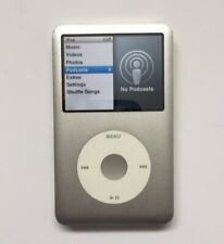 Apple iPod classic 6th Generation Silver (80 GB)