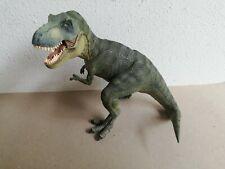 T-Rex Tyrannosaurus Rex Dinosauro Papo Verde Movimento Mandibola 2005