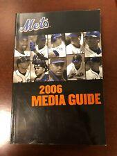 2006 New York Mets Media Guide