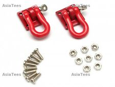 1/10 Scale RC Aluminum Winch Hook (Large) Red Boom Racing