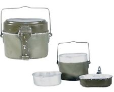(1) Quality German or Austrian (3) piece light weight mess kit Not Clone Verison