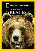 America's Greatest Animals - DVD By National Geographic - VERY GOOD