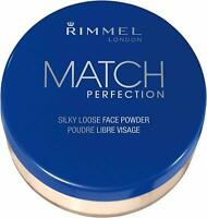 Rimmel Powder Match Perfection Silky Loose Powder Transparent 001