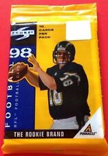 1998 Score Football 10-card Pack (Peyton Manning Rookie RC? EPIX Emerald Auto)?