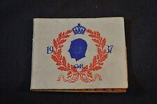 George VI Coronation Canada Pullmatches