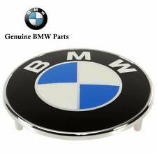 NEW BMW GENUINE E85 E86 E89 Z4 03-12 Front Bumper Cover Emblem 51 14 7 044 207