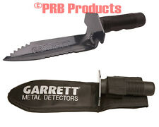 1626200 Garrett Metal Detectors Steel Edge Digger Recovery Tool with sheath Find