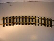 LGB 16000 gebogenes Gleis R3 22,5°, 1 Stück Neuware