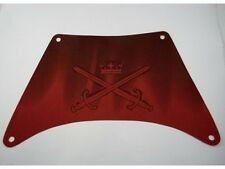 LEGO 4195 - Queen Anne's Revenge - Dark Red Cloth Sail Set - 9 Sail Set