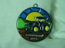 John Deere 2010 Suncatcher-JD FWA Tractor in Field-NIP