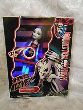 Monster High Ghoul's Alive Spectra Vondergeist Lights Up