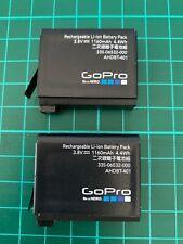 GoPro HERO4 Batteries - 100% Original x 2x - AHDBT-401
