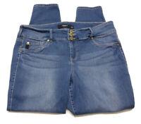 Torrid Womens Plus Size 20R Denim Stretch Medium Wash Skinny Jeans