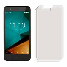 2 x Screen Protectors For Mobile Phone Vodafone Smart Prime 7 - Glossy Cover