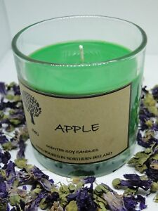 APPLE  SOY WAX, ECO WICK  CANDLE  405g