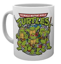 Teenage Mutant Ninja Turtles Retro Mug