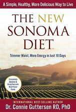 NEW - The New Sonoma Diet(R): Trimmer Waist, More Energy in Just 10 Days