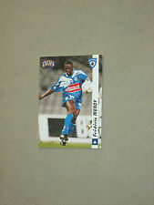 Carte football card FRANCE FOOT DS 1998-1999  F. MENDY  SC BASTIA  panini