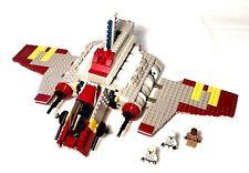 Lego 8019 Star Wars Republic Attack Shuttle complet 100 % + Notice de 2009 CNG10