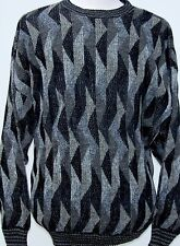 Sweaters - Crew Neck - Fancy - MultiColored - Protege #D - USA -2X-BIG
