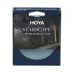 Genuine HOYA Starscape Night Filter 72mm, Light Pollution Cut Astro Filter