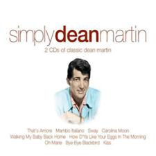 Dean Martin : Simply Dean Martin CD (2010) ***NEW***