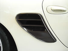 Porsche 986 Boxster to 987 style Side Vents update  New!!!