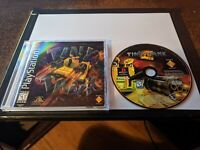 Tiny Tank - PS1 (Sony PlayStation One, 1999) VG No Back Cover Art