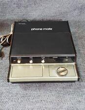 Vintage Phone Mate 9000 Answering Machine - USED