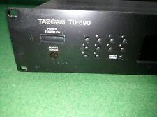 Tascam Tu-690 Am/Fm Rack Mountable Tuner