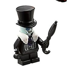 LEGO ® Batman movie 70909-IL PINGUINO-mini personaggio The Penguin Batcave-ANTIFURTO