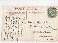 Edinburgh [15] Scottish Postmark 17 Jul 1905 Postcard 630b